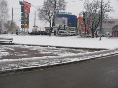 Справжня зима на Буковину прийде другого грудня