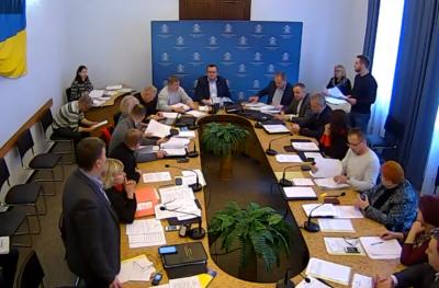 У Чернівцях депутат «Рідного міста» намагався добитися від виконкому підтримки Продана на посаді секретаря міськради