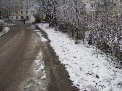 Водіїв Буковини попереджають про складні погодні умови