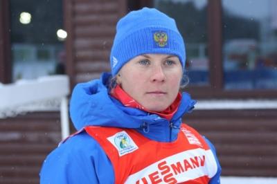 Дискваліфікована російська біатлоністка заявила, що не віддасть МОК медаль