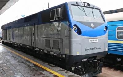 """""""Укрзалізниця"""" планує придбати до 30 тепловозів у General Electric"""
