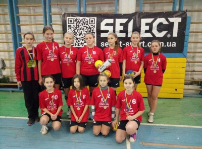 Буковинські гандболістки перемогли у всеукраїнському турнірі