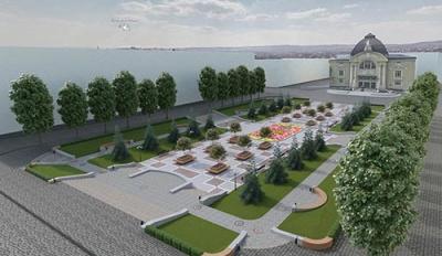 Проект капремонту Театральної площі обговорять на засіданні містобудівної ради