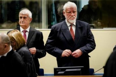 Хорватський генерал, який випив отруту під час трибуналу у Гаазі, помер у лікарні