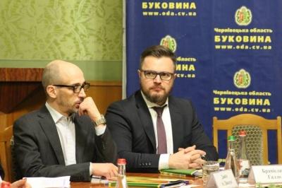 До Чернівців прибули дипломати ЄС, щоб подивитися, як живуть нацменшини