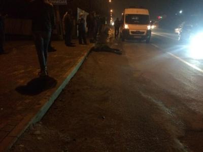 В Черновцах женщина-пешеход погибла под колесами автомобиля (ФОТО)