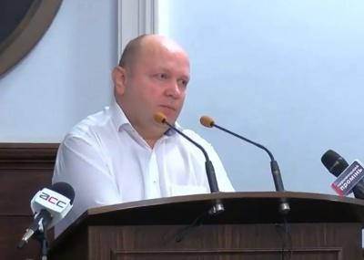 Продан ухилився від запитання мера Чернівців щодо повернення боргів місту за землю