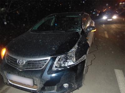 Водій не помітив пішохода: у поліції повідомили деталі смертельної ДТП у Чернівцях