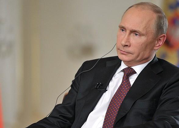 Награвся: Путін наказав вивести російські війська із Сирії