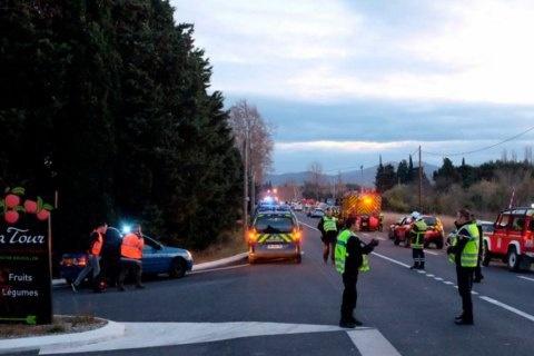 Ваварії заучастю шкільного автобуса уФранції загинули четверо дітей