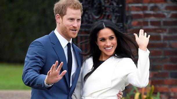Принц Гаррі таМеган Маркл одружаться 19 травня