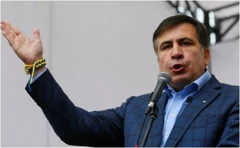 Саакашвілі заявив про готовність домовлятися зПорошенком,— ВІДЕО