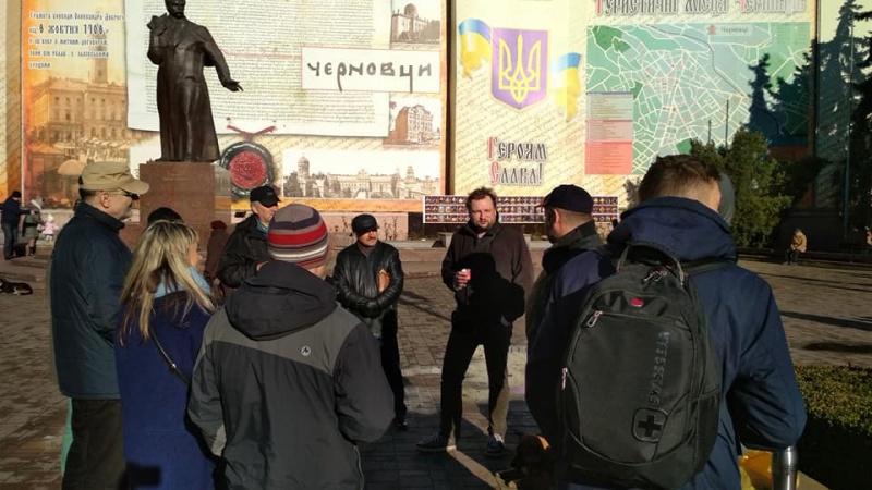 НаМайдані Незалежності розпочалась акція «Кава наХрещатику»