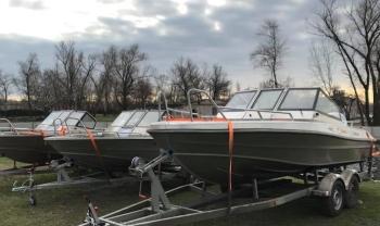 Чернівецький рибоохоронний патруль отримав нову техніку