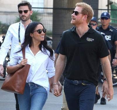 Принц Гаррі та Меган Маркл одружаться у травні: ЗМІ дізналися точну дату весілля