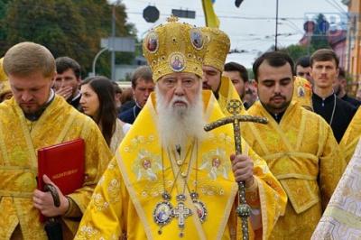 "Філарет: ""Ніколи українська церква не повернеться в Московський патріархат"""