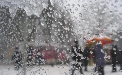 Спасатели предупреждают об ухудшении погоды 2 декабря: ожидается мокрый снег