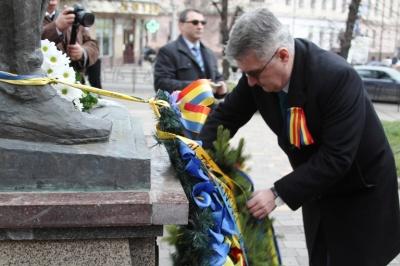 У Чернівцях відзначили Національний День Румунії (ФОТО)