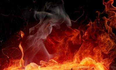 На Житомирщині під час пожежі загинули двоє дітей