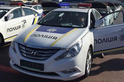 У Луцьку п'яний водій вкусив поліцейського під час затримання