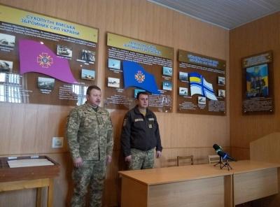 Призначено нового військового комісара Чернівців