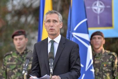 Генсек НАТО прокоментував заяву Порошенка щодо референдуму про вступ до Альянсу