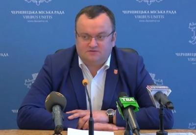 Мер Чернівців не накладатиме вето на рішення про обрання Продана секретарем