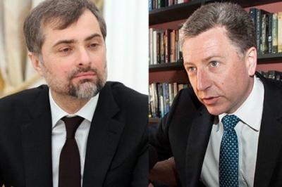 Волкер та Сурков проведуть четвертий раунд переговорів на наступному тижні