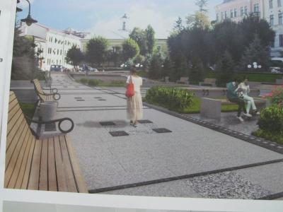 У Чернівцях розробляють робочий проект капремонту Театральної площі
