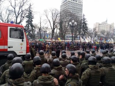 Прокуратура відкрила справу проти нардепів, які перешкоджали затриманню Саакашвілі