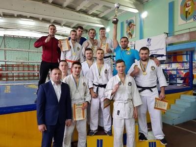 Буковинці здобули медалі на кубку України з універсального бою