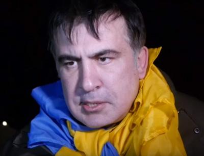 Саакашвілі заявив, що не знає хто такий Курченко (відео)