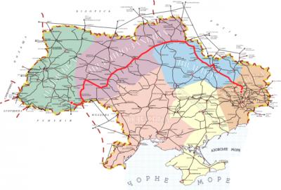 Кабмін просять запровадити потяг Бахмут-Чернівці через Кам'янець-Подільський