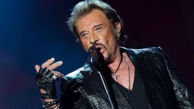 Помер рок-співак Джонні Холлідей