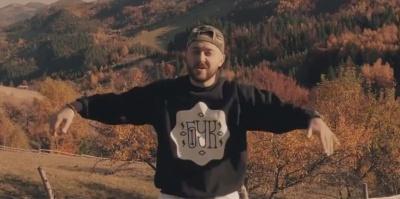В Черновцах рэпер БУК презентовал клип на композицию «Не забывай»
