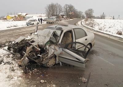 З початку року на дорогах Буковини уже загинуло 50 людей