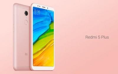 "Xiaomi презентувала ""бюджетники"" Redmi 5 і Redmi 5 Plus"