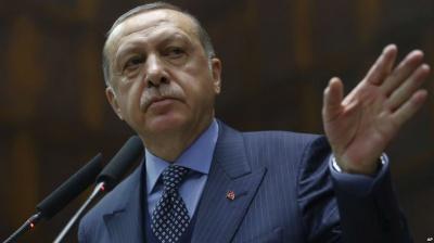Президент Туреччини висунув Греції територіальні претензії