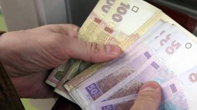 З нового року мінімальна зарплата становитиме 3723 гривні
