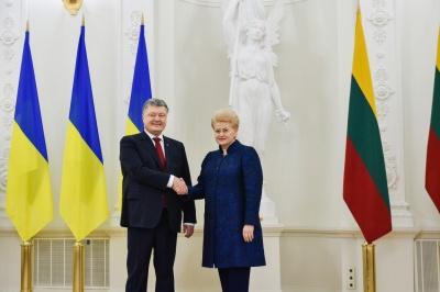 Україна домовилася з Литвою про соціальний захист заробітчан