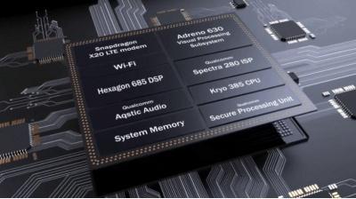 Qualcomm розкрила технічні можливості нового процесору Snapdragon 845