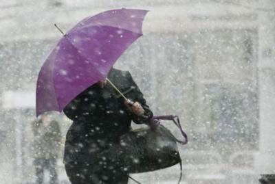 На вихідні прогнозують погіршення погоди