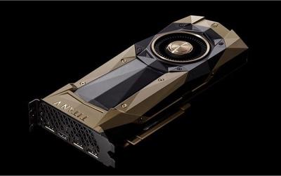 NVIDIA заявила про випуск найпотужнішої у світі відеокарти