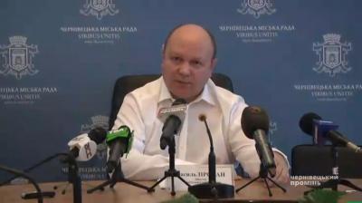 Мер Чернівців офіційно доручив Продану зайнятися проблемою безпритульних тварин