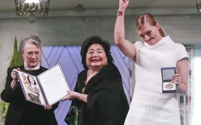 Стало відомо, хто отримав цьогорічну Нобелівську премію миру