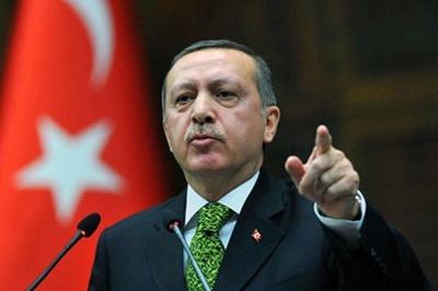 """Президент Туреччини назвав Ізраїль """"державою-терористом"""""""