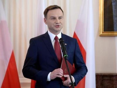 У Польщі підтвердили дату візиту Дуди в Україну
