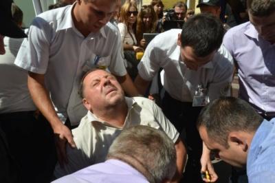 Екс-ректора-втікача Мельника виправдав суд