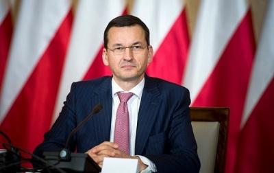 Новий прем'єр Польщі - за поглиблення відносин з Україною
