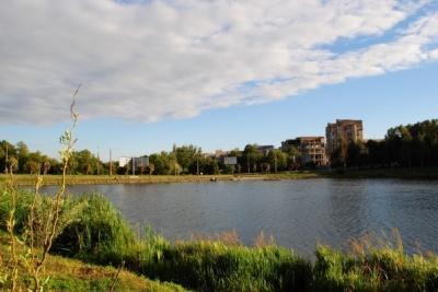 """У парку """"Жовтневому"""" планують організувати нові види активного відпочинку"""